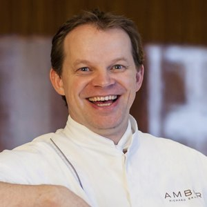 Approachable and intelligent, the Dutch chef has garnered the ultimate respect of the restaurant industry