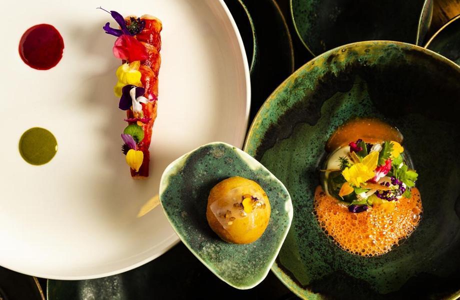 Am Par Alexandre Mazzia Marseille Restaurant 50best Discovery