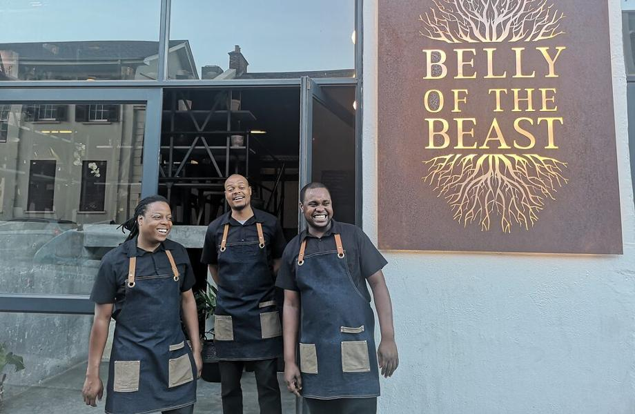Belly Of The Beast Cape Town Restaurant 50best Discovery