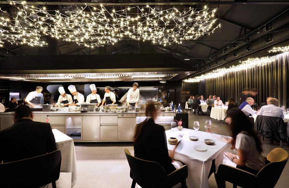 Cocina Hermanos Torres Barcelona Restaurant 50best Discovery