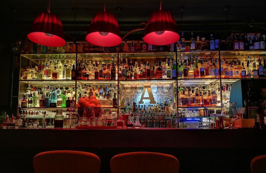 L Antiquario Naples Bar 50best Discovery