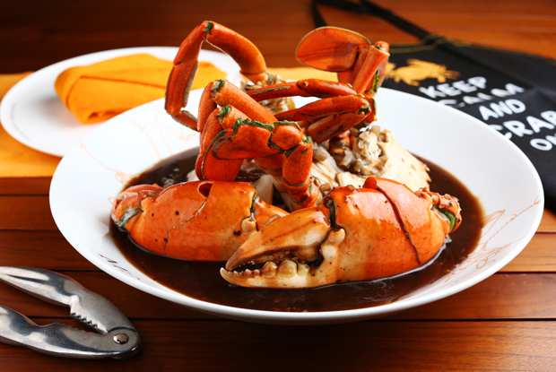 Ministry of Crab-ASIA-2018-DISH 2